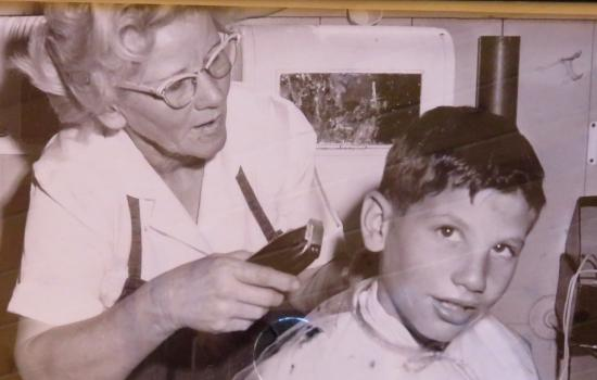 camper haircuts in the 1950's