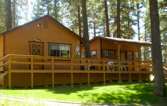 Camp Health Center at walton's grizzly lodge
