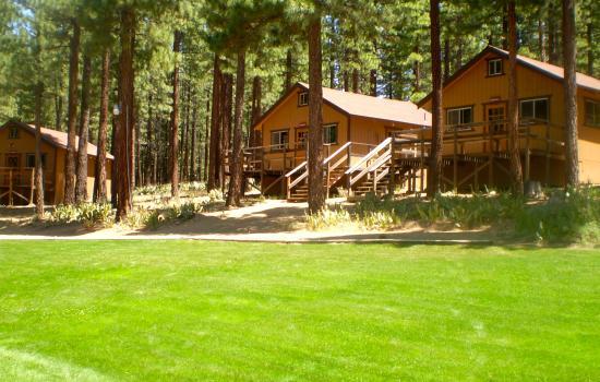 summer camp girls dorms