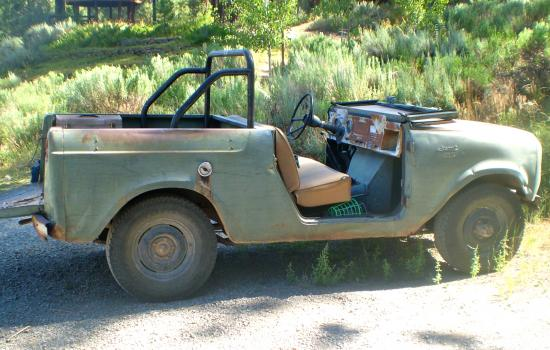 1962 Scout