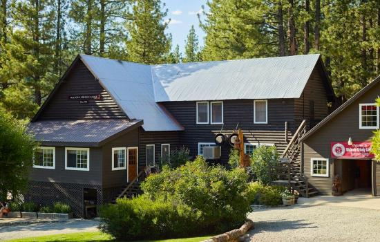 historic lodge at walton's grizzly lodge