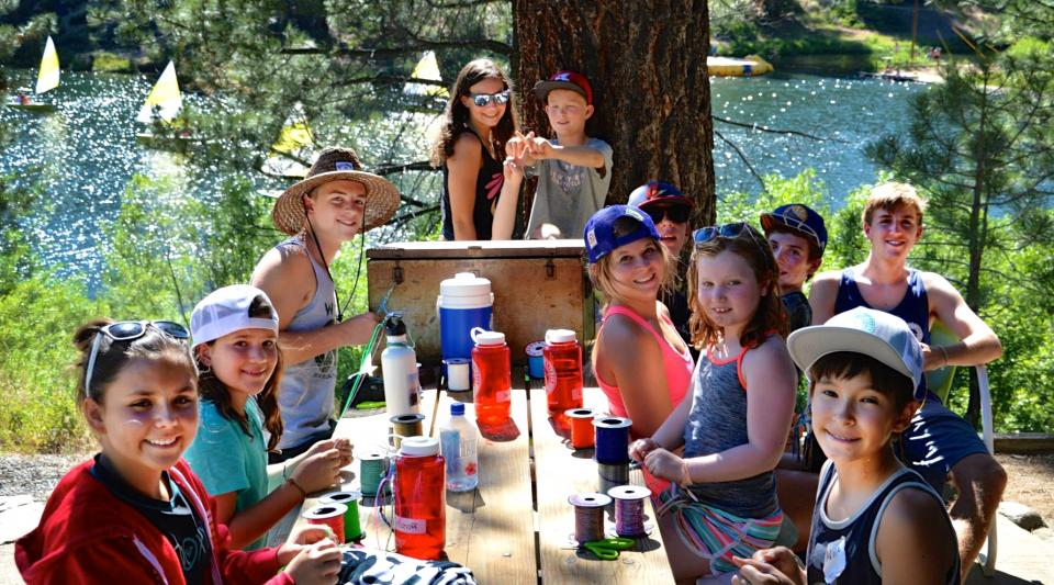 New Family Orientation Waltons Grizzly Lodge Summer Camp