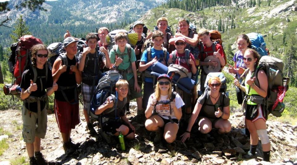 adventure program summer camp