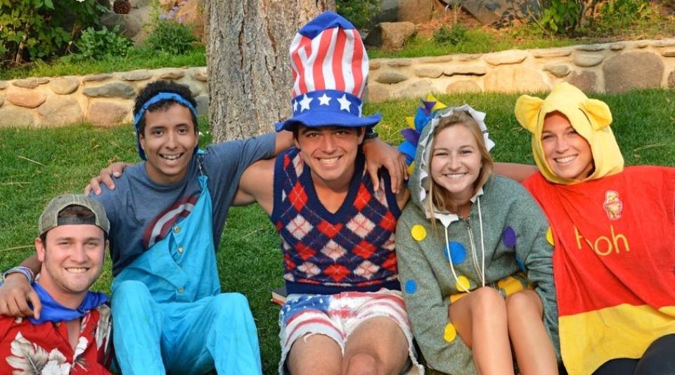 summer camp counselors in california