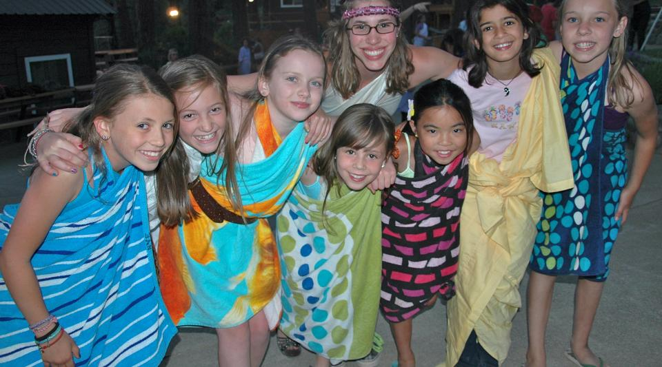 northern california kids sleepover camp