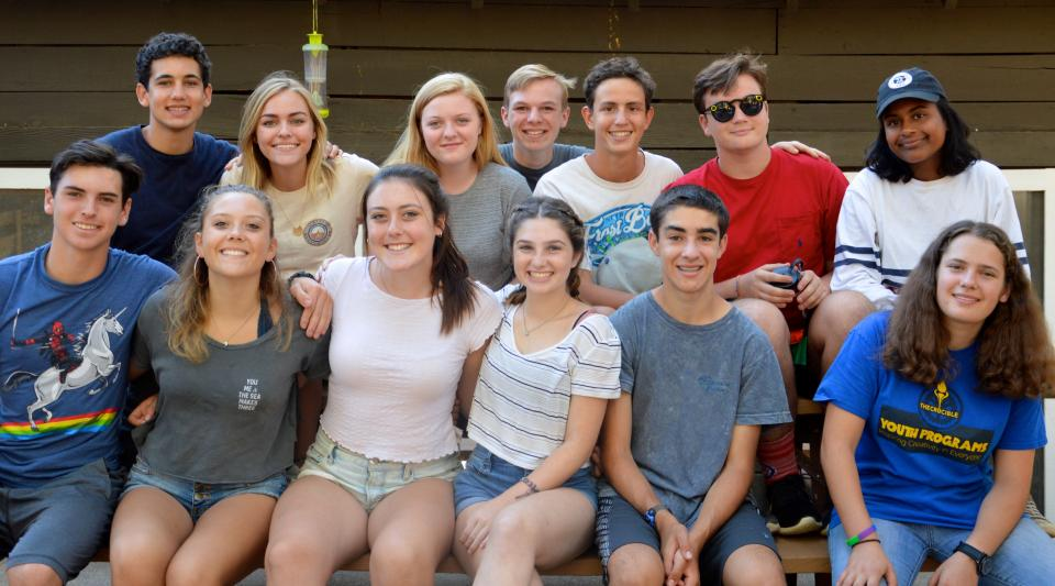 summer leadership program for teens