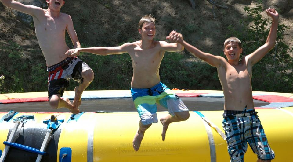 summer camp for kids in northern california