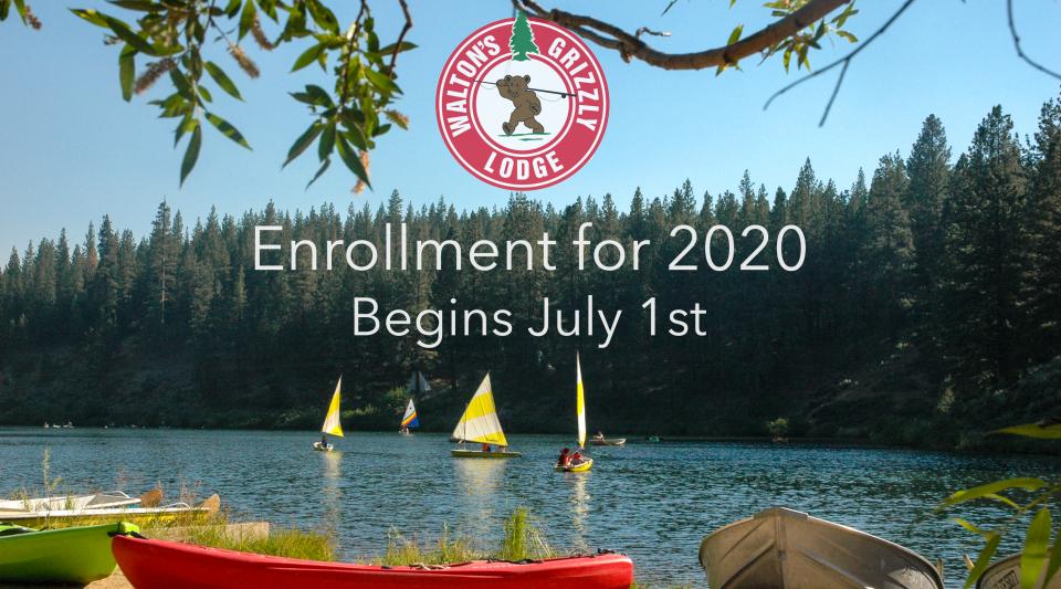Summer Begins 2020.Enrollment For The Summer Of 2020 Begins July 1st Walton S