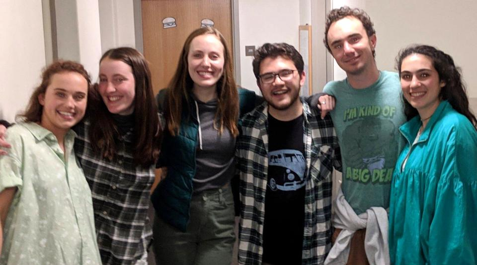 California Camp Counselors Spending Spring Break Together