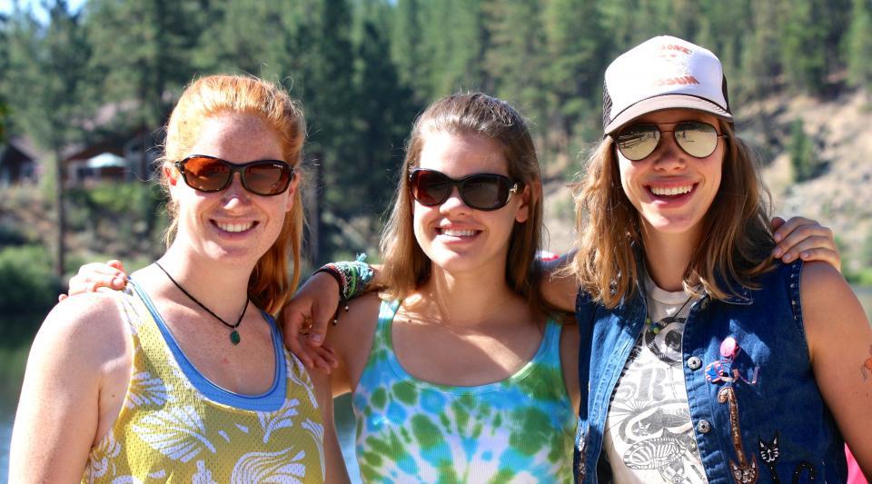 counselors at sleepaway summer camp