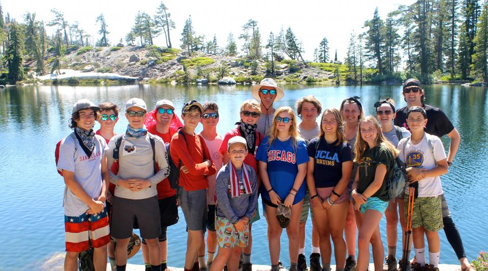 California summer camp outdoor programs