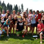 California Summer Camp Counselors at Walton's Grizzly Lodge