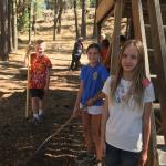 community service projects at summer camp
