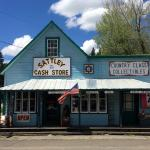 Sattley Cash Store near Walton's Grizzly Lodge