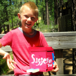 California Sleepaway Summer Camp Camper