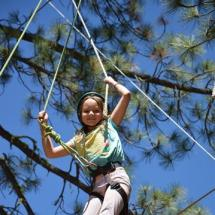 ropes course activities