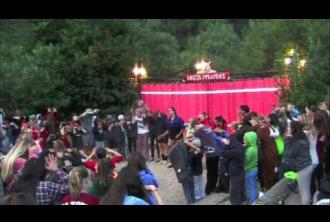 Campfire Highlights - Summer 2015 - Walton's Grizzly Lodge Summer Camp