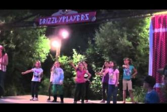 Campfire Highlights - Summer 2013 - Walton's Grizzly Lodge Summer Camp