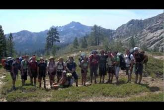 Outdoor Adventure Program - 2012 Slideshow - Walton's Grizzly Lodge  California Summer Camp