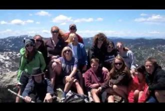 Outdoor Adventure Program - Preview #1 For 2012 - Walton's Grizzly Lodge - California Summer Camp