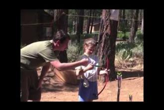 Range Activities - Walton's Grizzly Lodge Summer Camp