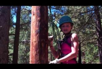Be A Camper At Walton's Grizzly Lodge Summer Camp