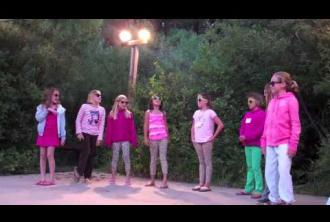 2014 Song Contest Highlights - Walton's Grizzly Lodge Summer Camp