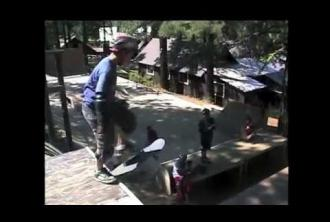 Skate Boarding and Skate Park - Walton's Grizzly Lodge Summer Camp