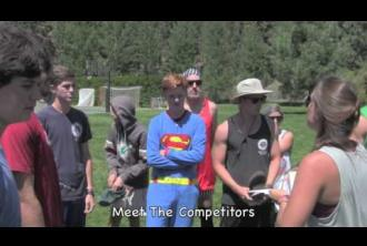 5th Annual Hunger Games Final - Walton's Grizzly Lodge Summer Camp