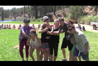 4th Annual Hunger Games Final - Walton's Grizzly Lodge Summer Camp