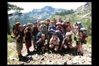 Hiking, Camping and Backpacking - Walton's Grizzly Lodge Summer Camp