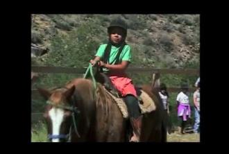 Horseback Riding - Walton's Grizzly Lodge Summer Camp