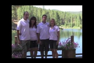 Meet The Owners and Directors - Walton's Grizzly Lodge Summer Camp