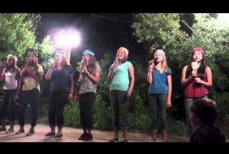 Song Contest Session #2, 2012 - Walton's Grizzly Lodge Summer Camp