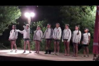 Song Contest Session #4, 2012 - Walton's Grizzly Lodge Summer Camp