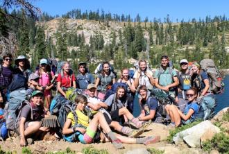 walton's backpacking program