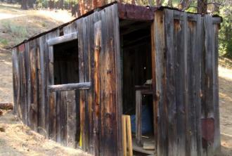Peg Leg's Cabin