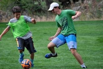 camp sports at california summer camp